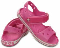Crocband Sandal Kids Candy Pink / Party Pink