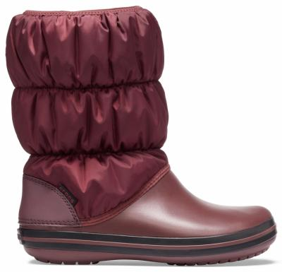 CROCS Womens Winter Puff Boot