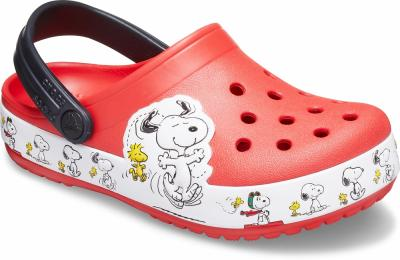 Crocs Fl Snoopy Woodstock Clog Kids